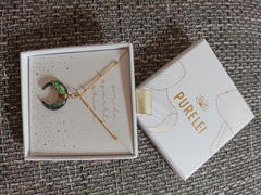 PURELEI PURELEI 'Paua' Kette Gold Review