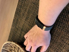ROAD iD Wrist ID Elite Silicone Clasp 13mm Slate Review