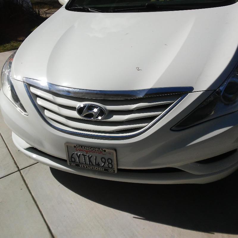Hyundai Sonata Front Bumper Replacement Cost