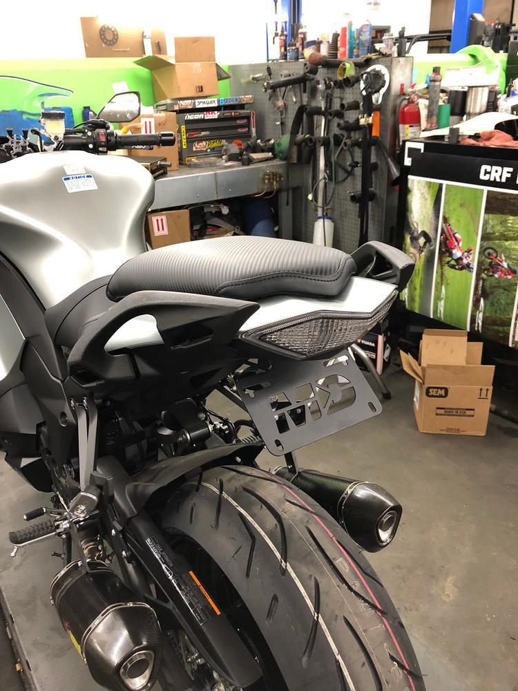 2011 2019 Kawasaki Z1000sx Blaster X Integrated Led Tail