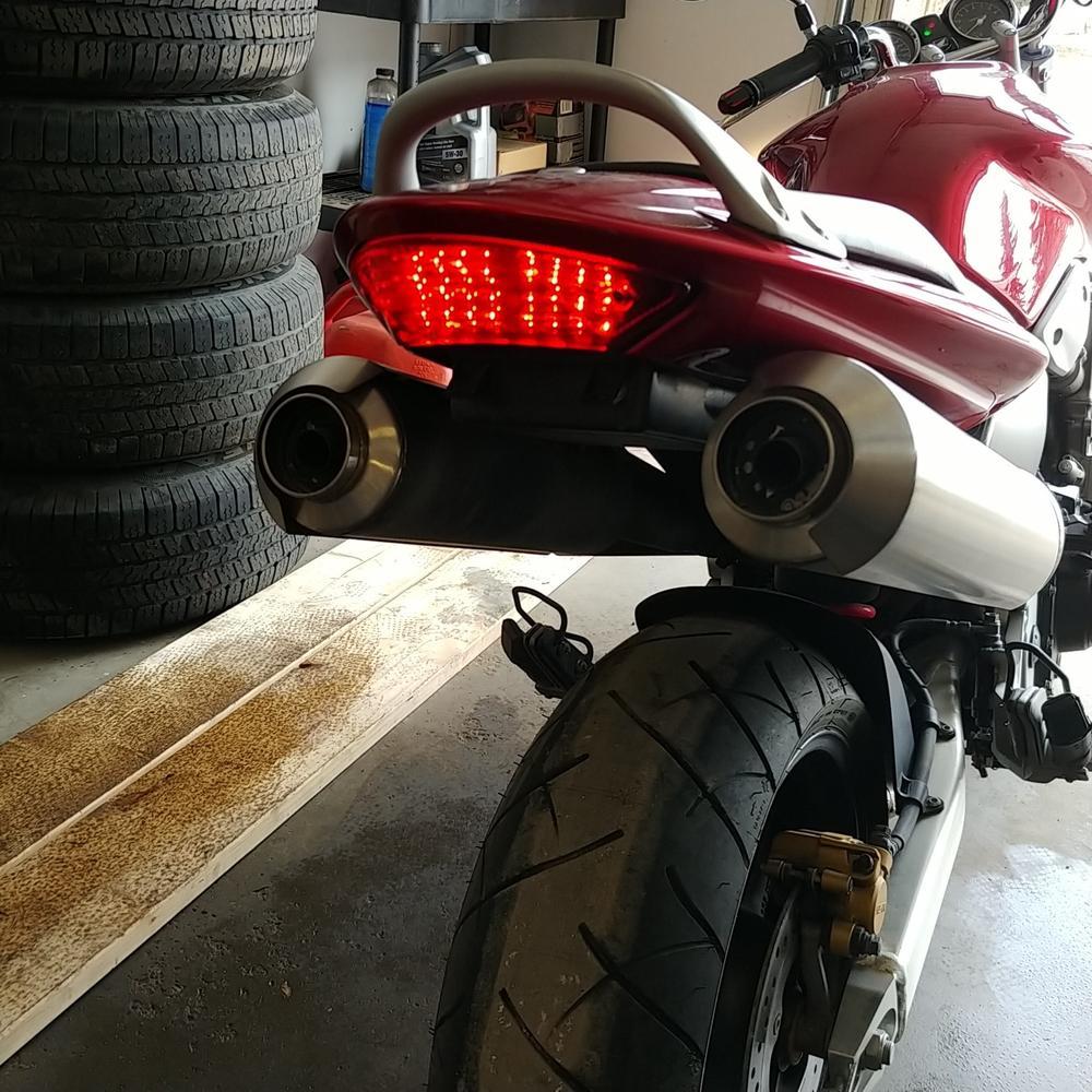 Indicator Lens Rear L//H Amber for 2005 Honda CB 900 F5 Hornet SC48