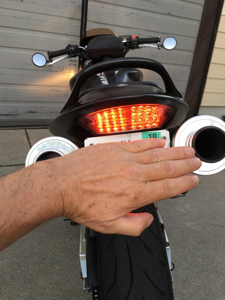 Honda CB600F Hornet 2007-2008 WRP Rear Wheel Bearing Kit