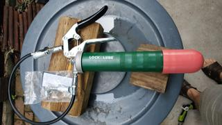 LOCKNLUBE LockNLube Pistol-grip Grease Gun Review