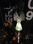 Next Deal Shop Solar-Powered LED Angel Light Review