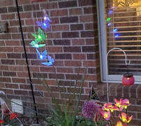 Next Deal Shop Solar-Powered Dangling Butterfly Lights Review