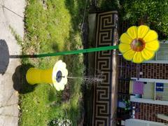 Next Deal Shop Solar-Powered Easy Bird Fountain Kit - Great Addition to Your Garden! Review