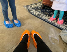 Next Deal Shop Assorted Mop Slippers Review