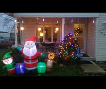 Next Deal Shop Snow Fall LED Lights Set (Extension plug included) Review