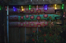 Next Deal Shop Solar-Powered Raindrop String Lights Review