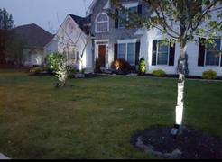 Next Deal Shop Premium Solar-Powered Landscape Sensor Lights Review