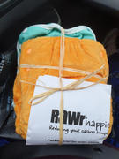 RAWr Nappies Tandem Trial Pack: RAWr Night Nappies Review