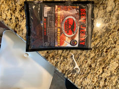The Manly Man Company® Barbecue Mesquite Beef Jerky Review