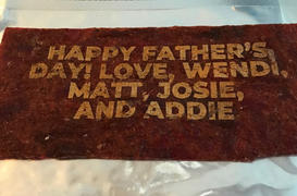 The Manly Man Company® Meat Card™ (Father's Day Reservation) Review