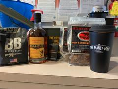 The Manly Man Company® Coffee & Bacon Ammo Can Gift Basket Review