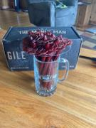 The Manly Man Company® Beef Jerky Flower Bouquet & Beer Mug Review