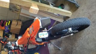 KTM Twins Sicass Racing Easy Fit Under Fender KTM MX 2017-2019 Review