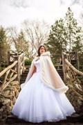 ieie Bridal Off Shoulder Ball Gown Wedding Dress | Ceci Review