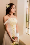 ieie Bridal Love Story Retro Vintage Medieval Style Wedding Dress Review
