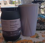 Paromi Tea Organic Bourbon Vanilla Black Tea, Full Leaf, in Pyramid Tea Bags Review