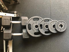 American Barbell  Hex Dumbbells Review