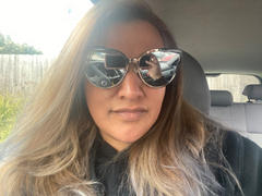 Dollboxx Slay - Silver / Black Sunglasses Review