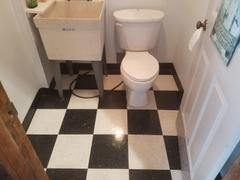 Floor City Armstrong Cool White 51899 Standard Excelon Imperial Texture VCT Floor Tile 12 x 12 (45 sq. ft. / case) Review