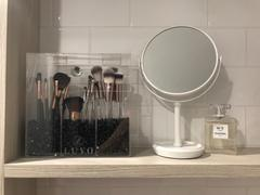 LUVO STORE Makeup Brush Holder Review