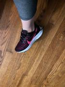 Marathon Sports Nike Women's Pegasus 36 - Black/Pink Blast/True Berry/White (AQ2210-009) Review