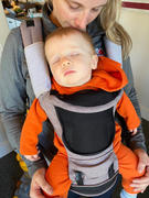 MiaMily HIPSTER PLUS Baby Carrier Winter Cover Review