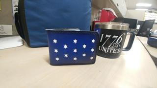 1776 United Washington HQ Bifold Leather Wallet Review