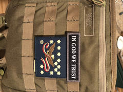 1776 United Whiskey Rebellion Patch Review