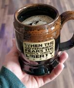 1776 United Fear The People Tankard Review