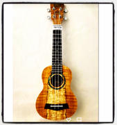 Bondi Ukuleles Spalted Maple Soprano Ukulele Review