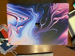 fishskyn Liquid Dream (MacBook Skin) Review
