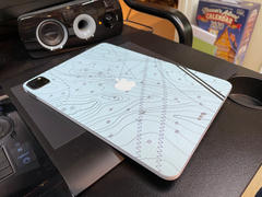 fishskyn Secret Spot (iPad Skin) Review