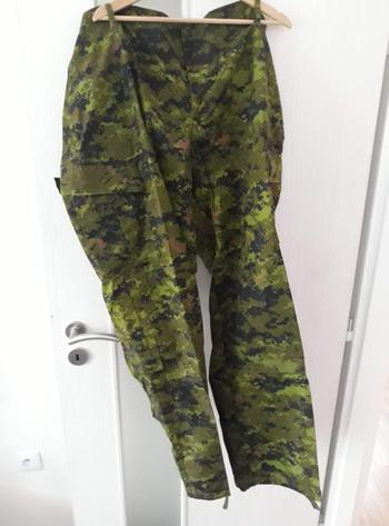 Modern Combat Sports Military BDU Combat Trousers (CADPAT) Review