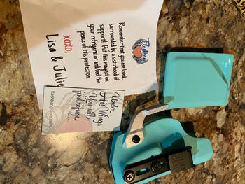Flashbang Holsters Rustic Turquoise Betty 2.0 Review