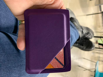 Flashbang Holsters Cheetah Print Slimline Wallet Review