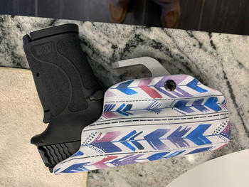 Flashbang Holsters Cheetah Print Betty 2.0 Review