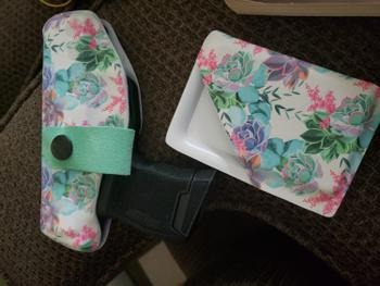 Flashbang Holsters Floral Geo Flashbang Holster Review
