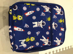 Bambino Love Montii Insulated lunch bag ~ SPACE Review