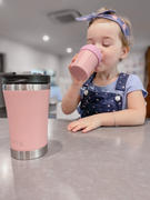 Bambino Love Montii Mini Coffee Cup  ~ Dusty Pink Review