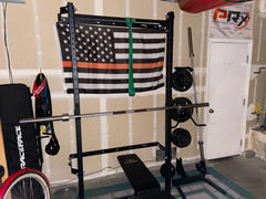 PRx Performance Profile® Squat Rack with Pull-Up Bar Review