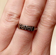 Rellery Small Personalized Bar Ring Review