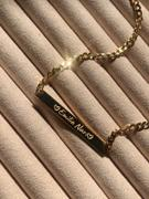 Rellery Cuban Link Bar Necklace Review