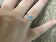 Azura Jewelry Gaia London Blue Topaz Ring Review