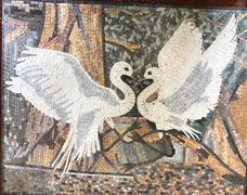 Mozaico Mosaic Art - Romantic Herons Review