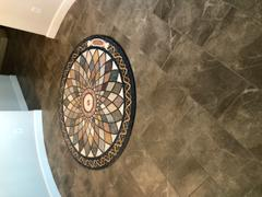 Mozaico Round Marble Mosaic Art - Falak Review