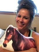 All About Vibe Custom Horse Pillow Review