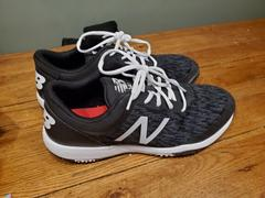 HB Sports New Balance Men's T4040v5 Baseball and Softball Turf: Black and White Review